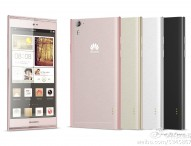 Huawei Ascend p7 Weigh Less Than Pack of AA Batteries