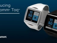 Texting without Typing – Qualcomm's Toq Smart Watch