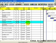 Video Tutorials of Primavera Project Planner 3 (Part 10 of 13) HD