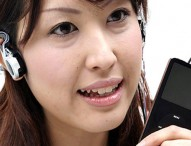 Japan Researchers Testing Tiny Ear Computer
